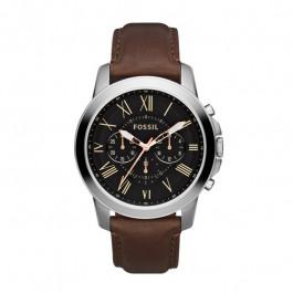 Fossil FS4813 Kwarcowy zegarek Mężczyźni
