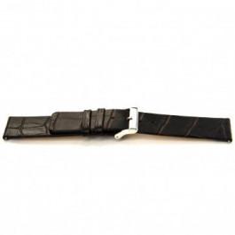 Pasek do zegarka Uniwersalny H350 Skórzany Brązowy 22mm
