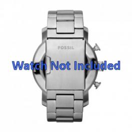 Pasek do zegarka Fossil JR1353 Stal 24mm