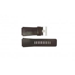 Pasek do zegarka Fossil JR9121 Skórzany Brązowy 26mm