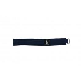 Pasek do zegarka Uniwersalny 5883-06-20 Rzep Niebieski 20mm