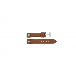 Pasek do zegarka Michael Kors MK2165 Skórzany Brązowy 18mm