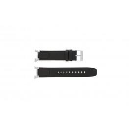 Pasek do zegarka Seiko 7T62-0GW0 / SNAA39P1 Skórzany Brązowy 13mm