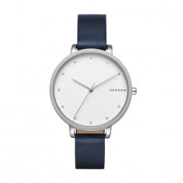 Skagen SKW2581 Kwarcowy zegarek Kobiety Niebieski