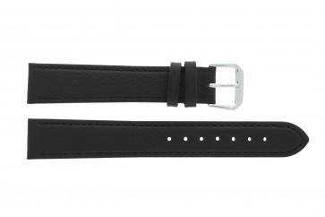 Pasek do zegarka Uniwersalny 054R.01 Skórzany Czarny 14mm