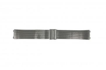 Pasek do zegarka Skagen 233XLTTM / 233XLTTMO / 233XLTTB / 233XLTTM1 Milanese Szary antracyt 20mm