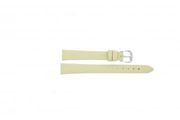 Pasek do zegarka Condor 241R.00 Skórzany Żółty 14mm