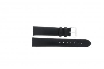 Pasek do zegarka Uniwersalny 241R.01 Skórzany Czarny 14mm