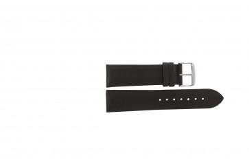 Pasek do zegarka Uniwersalny 283.02 Skórzany Brązowy 18mm