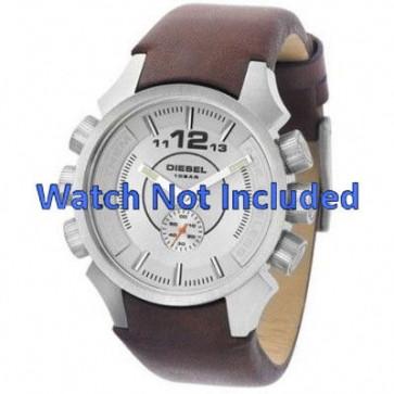 Pasek do zegarka Diesel DZ4120 Skórzany Brązowy 20mm