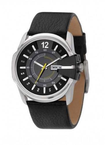 Pasek do zegarka Diesel DZ1295 Skórzany Czarny 27mm