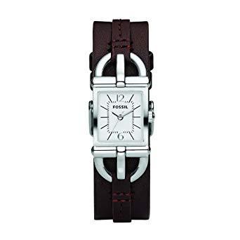 Pasek do zegarka Fossil ES2637 Skórzany Brązowy 7mm