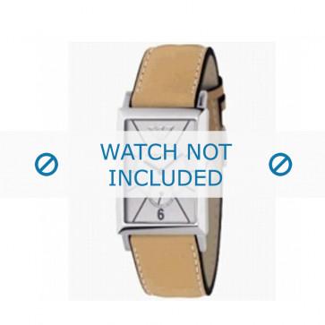 Pasek do zegarka Armani AR0128 Skórzany Koniak 20mm