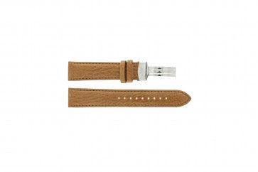 Pasek do zegarka Armani AR5325 Skórzany Brązowy 20mm