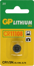 Cr11108 / Dl1/3N / 2L76 Baterię 3 Volt