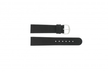 Pasek do zegarka IQ13Q732 / IQ16Q672 Skórzany Czarny 20mm