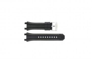 Pasek do zegarka Festina F16350-1 Gumowy Czarny 23mm