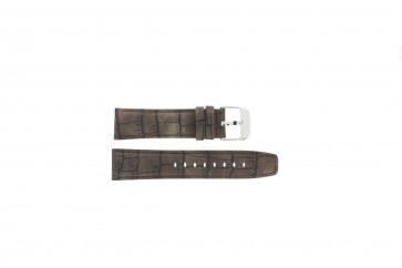 Pasek do zegarka Festina F16573/4 Skórzany Brązowy 23mm