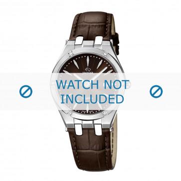 Pasek do zegarka Jaguar J674-2 Skórzany Brązowy 18mm