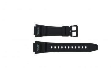 Pasek do zegarka Casio SGW-500H-1BV Plastikowy Czarny 18mm