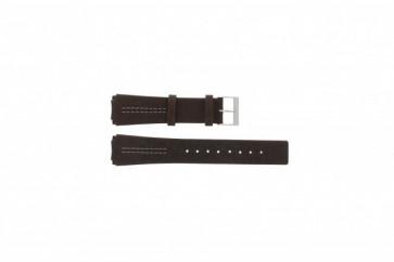Pasek do zegarka Skagen 433LSL1 Skórzany Brązowy 20mm