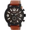 Pasek do zegarka Fossil BQ2052 Skórzany Brązowy 24mm