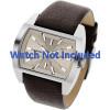 Pasek do zegarka Diesel DZ1113 Skórzany Brązowy 29mm