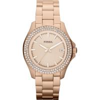 Fossil AM4454 Analoog Dames Quartz horloge
