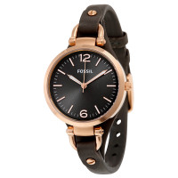 Fossil ES3077 Kwarcowy zegarek Kobiety Róża
