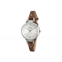 Fossil ES3060 Kwarcowy zegarek Kobiety Czarny