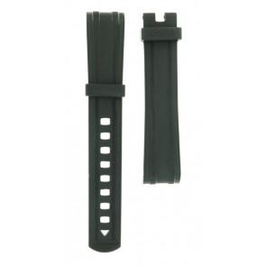 Pasek do zegarka Omega 21032422001001 Krzem Czarny 20mm