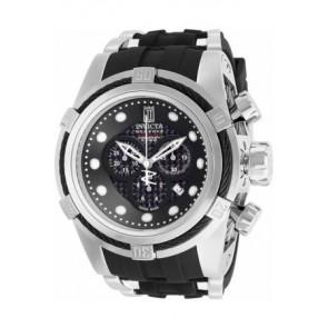 Pasek do zegarka Invicta 12954.01 Gumowy Czarny