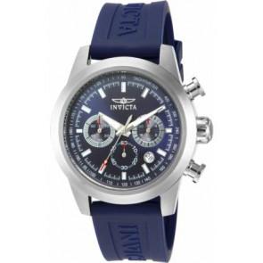 Pasek do zegarka Invicta 15200-01 Krzem Niebieski 22mm