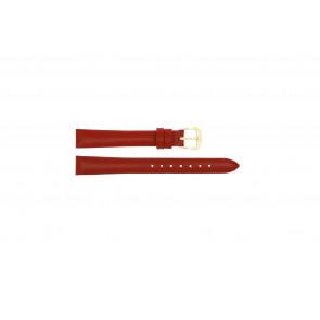 Pasek do zegarka Condor 241R.06 Skórzany Czerwony 8mm