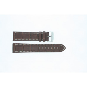 Pasek do zegarka Condor 308R.02 Skórzany Brązowy 18mm