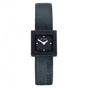 Pasek do zegarka Rolf Cremer 496207 Skórzany Czarny 14mm