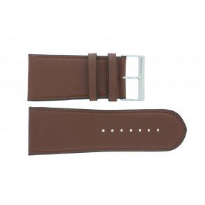 Horlogeband 61215EB.23.34 Leder Bruin 34mm + standaard stiksel