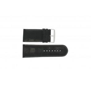 Pasek do zegarka Uniwersalny 61324.32Z Skórzany Czarny 32mm