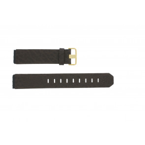Pasek do zegarka Jacob Jensen 845 / 844 / 847 Skórzany Brązowy 19mm
