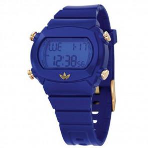 Pasek do zegarka Adidas ADH1820 Plastikowy Niebieski