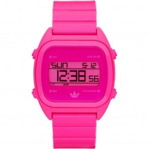 Pasek do zegarka Adidas ADH2892 Plastikowy Różowy 22mm