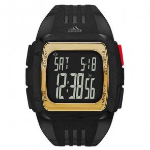 Pasek do zegarka (Pasek + obudowy kombinacja) Adidas ADP6135 Plastikowy Czarny