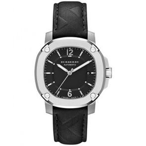 Pasek do zegarka Burberry BBY1209 Gumowy Czarny 20mm