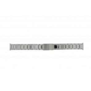 Pasek do zegarka Morellato BE22.0486 Stal nierdzewna Stal 16mm