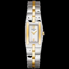 Pasek do zegarka Certina C0021092203200A / C605011453 Stal Dwubarwny