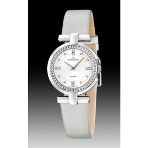 Pasek do zegarka Candino C4560-1 Skórzany Biały