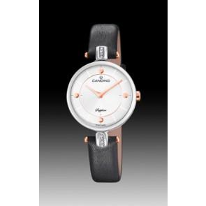 Pasek do zegarka Candino C4658-2 Skórzany Czarny