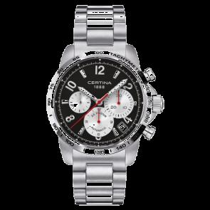 Pasek do zegarka Certina C0016141105700A / C605014464 Stal Stal 22mm