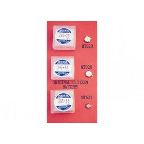 Citizen Bateria do ponownego naładowania MT920 / 295-29 - 1.55v