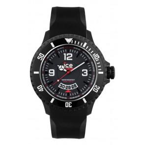Pasek do zegarka Ice Watch DI.BW.XB.R.11 Plastikowy Czarny 20mm